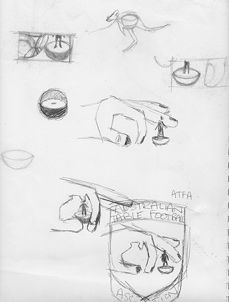 atfa logo sketches
