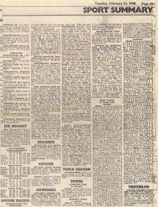 1988 telegraph