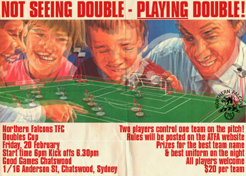 nftfc doubles cup ad