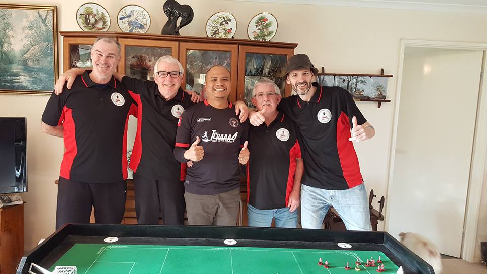 20140071_10154746409302196_5504784510284374170_n  sc 1 st  Subbuteo Australia & International Table Football set to touchdown in Perth | Subbuteo ...