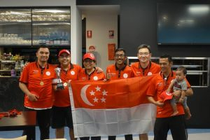 Singapore: Asian Cup winners for the 4th time in a row