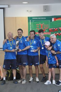 Club Team title winners Sydney TFC