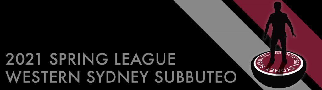 2021 spring league